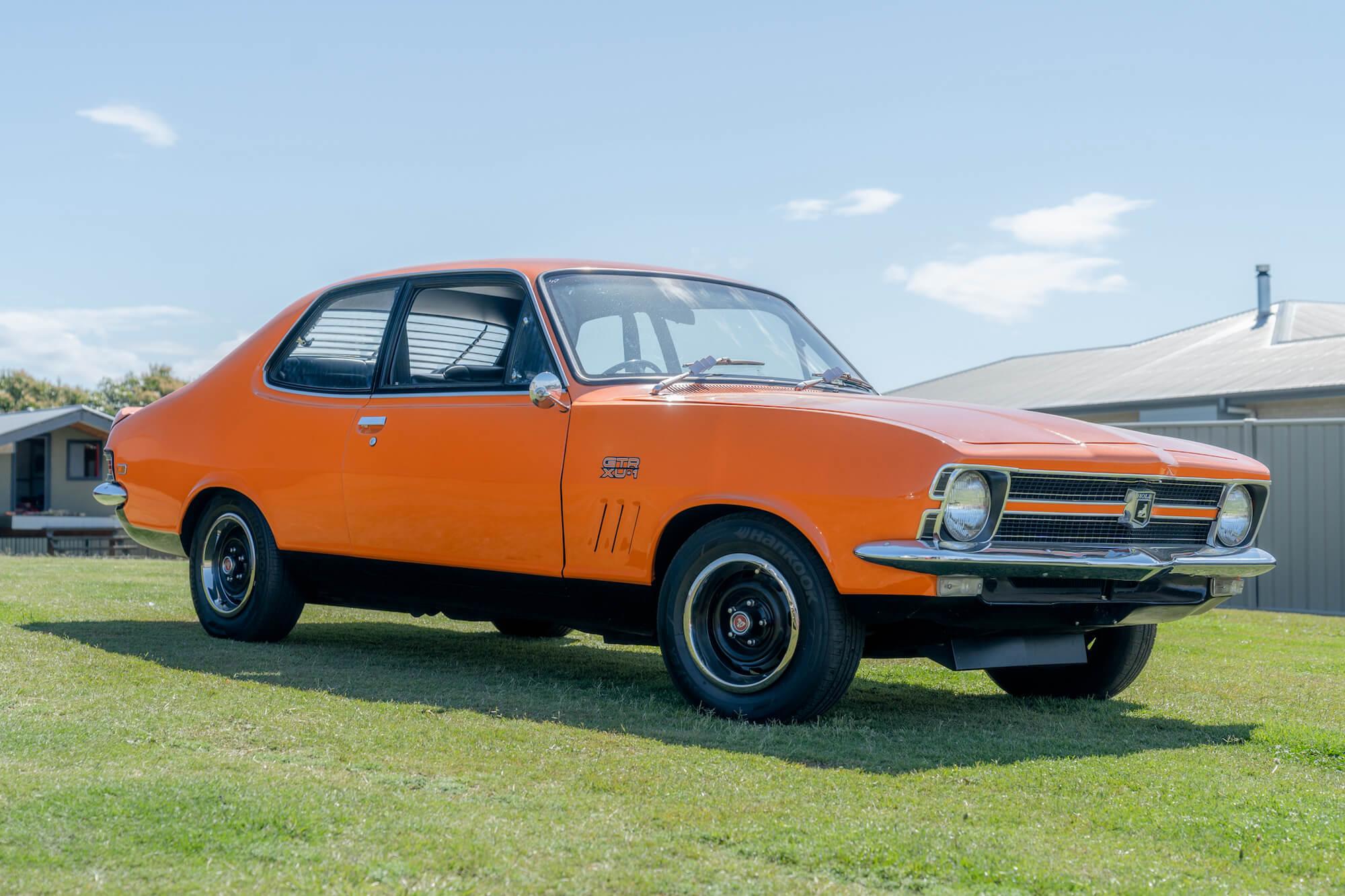 Win a 1971 Holden Torana